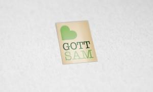 Gottsam logotyp av Kogit Design