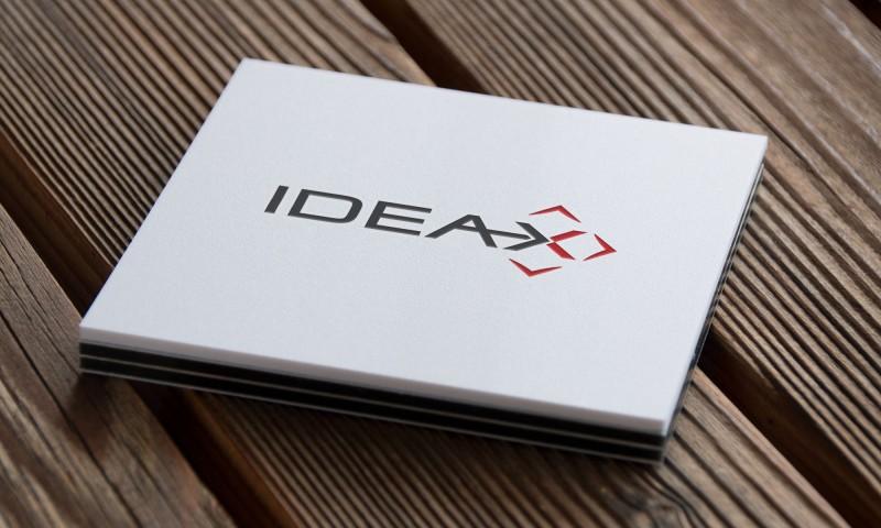 Ideax logotyp