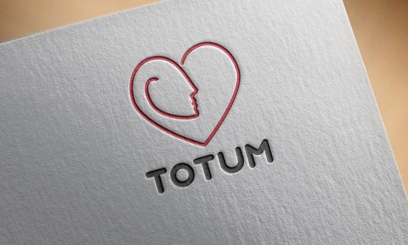 Totum logotyp av Kogit Design
